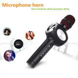 Microphone Karaoke professionnel sans fil avec haut-parleur