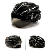 Aluguer de capacete homens respiráveis Andar Capacete Homens Mulheres Óculos capacete de bicicleta de estrada
