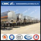 Cimc acoplado del petrolero de la aleación de aluminio