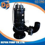 농업 관개 높은 교류 수용량 잠수할 수 있는 수도 펌프