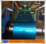 La Anti-Barretta blu di colore ha preverniciato la bobina d'acciaio del galvalume