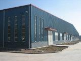 Gruppo di lavoro galvanizzato chiaro prefabbricato del mestiere di arte della struttura d'acciaio (KXD-125)