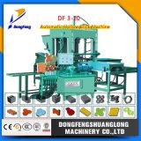 Het Maken van de Baksteen van de kleur Machine qt3-20 met Juiste Situatie