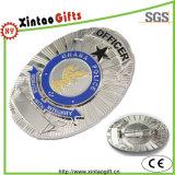 高品質のワシの金属の警察Pinのバッジ