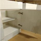 MDF White Painting Vanité de cabinet de salle de bains a-75