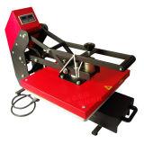 La haute pression glisser hors de la chaleur de T-Shirt magnétique Appuyez sur la machine