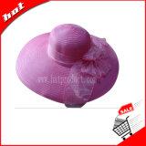 女性の帽子の夏フロッピィ帽子