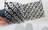Китайский производитель высококачественных пользовательских безопасности Void Label