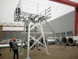 Estructura de la subestación eléctrica del OEM