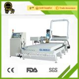 Auto Tool Changer Woodworking CNC Router Center para móveis