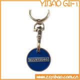 Het Symbolische Beeldverhaal Keychain van het Metaal van het Embleem van de Douane van de fabriek voor de Gift van de Bevordering (yb-k-017)