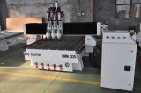 Machine CNC multi-broche à bois
