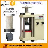 Machine de test de compactage de ciment
