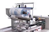 De automatische Horizontale Machine van de Verpakking van het Hoofdkussen van het Voedsel van het Brood van de Chocolade van het Koekje van de Stroom