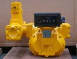 Medidor de Fluxo de deslocamento positivo LC/medidor de caudal de dispensador de combustível para motores diesel de petróleo gás Fluxômetro/instrumento de medição