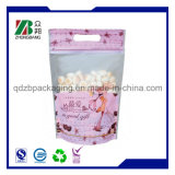 Stand up Ziplock Packing Bags for Black Tea Packing