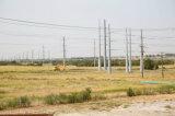 Elektrischer Strom-Stahlübertragung Pole