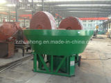 Wet Gold Panning Mill, fabricante de Moinho horizontal úmida, Calha de Borda