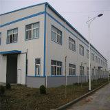 저가 공장 작업장 강철 건물 (ZY203)