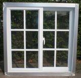 Preiswertes 88 Serie Belüftung-schiebendes Fenster mit Gitter Witn konkurrenzfähigem Preis