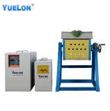 Inducción Yuelon el equipo de horno de fundición de metal Industrial