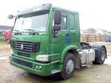 Sinotruck HOWO Steyr 336HP 4X2 Tractor Head