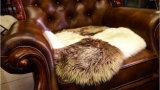 羊皮のシート・クッションの椅子のパッド