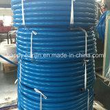 Mangueira hidráulica de alta pressão colorida da trança do fio de R1/1sn um