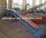 Waste automatico Tyre Recycling Machine per Rubber Flooring Tile Production Line