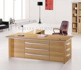 Factory Wholesale Durable Steel Foot Manager Computer Office Desk (SZ-OD317)