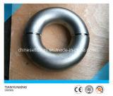 Aço frente e verso de 90 graus cotovelo sem emenda do encaixe de tubulação/inoxidável