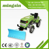 Hot Selling 12HP 4 Rodas 2WD Mini Tractor Agrícola Ms120 / Ms150