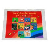Qualitäts-Zoll gedruckte Schweber-mit Reißverschluss Plastiktaschen für Spielwaren (FLZ-9203)