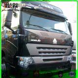 Caminhão do trator do motor 420HP de Sinotruk HOWO A7 6X4