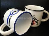 陶磁器のコップの創造的なマグかわいい様式のミルクは方法カップルのコーヒーカップをすくう