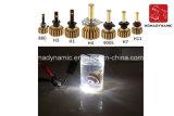 자동 LED 헤드라이트 전구 기관자전차 및 차 LED 헤드라이트 H1/H3/H7