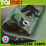 Bâche de protection de camouflage de PE