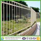 Cerca de jardim decorativo de preço baixo com portão