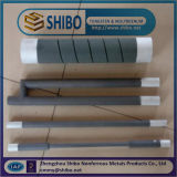 Rod de calefacción Sic, vario Shape Carburo de Silicio Rod de calor