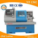CNC Draaibank Ck6432 met het Systeem van de Controle GSK & MiniDraaibank