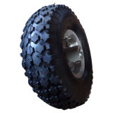 "10inch 10 "" X3.00-4 Pneumatic Inflatable Rubber Wheel"