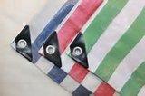 Rouleau de bande de tissu imperméable PE de couleur