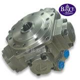 Blince motor hidráulico do pistão de 3 séries com o eixo padrão da estria interna (substituir NHM3-300)