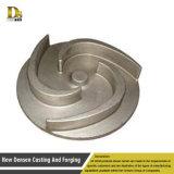 ステンレス鋼のインペラーを投げるカスタム鋳造のインペラー
