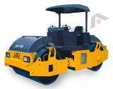 Compresor vibratorio del camino del tambor doble de 10 toneladas (YZC10J)