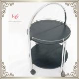 Het Meubilair van het Roestvrij staal van het Karretje van de Alcoholische drank van het Karretje van de kar (RS150501)