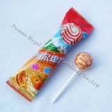 Lollipop를 위한 저축 시간 그리고 필름 전기 자동적인 패킹 기계장치