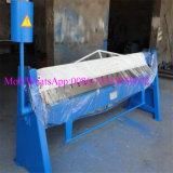 máquina de doblado de rodadura de la placa de metal manual