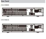 Dahua 8CH 4MP 2u Penta-Brid 안전 CCTV 비디오 녹화기 (XVR8808S)