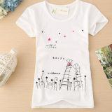 T-shirt Lady Office, Tee-shirt Femme